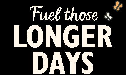 Longer Days