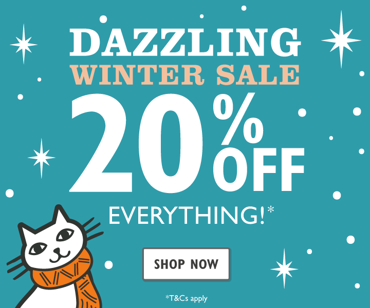 Winter Sale for Cats