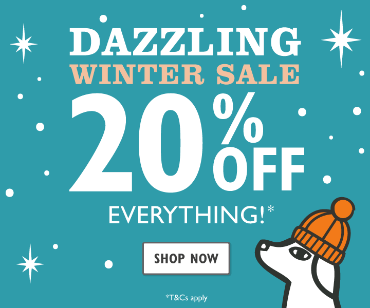 Winter Sale for Dogs
