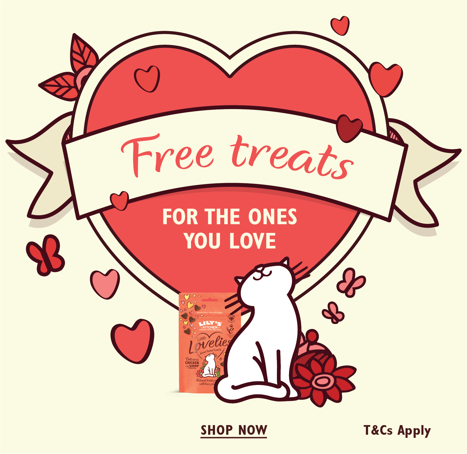 Valentines Free Treats