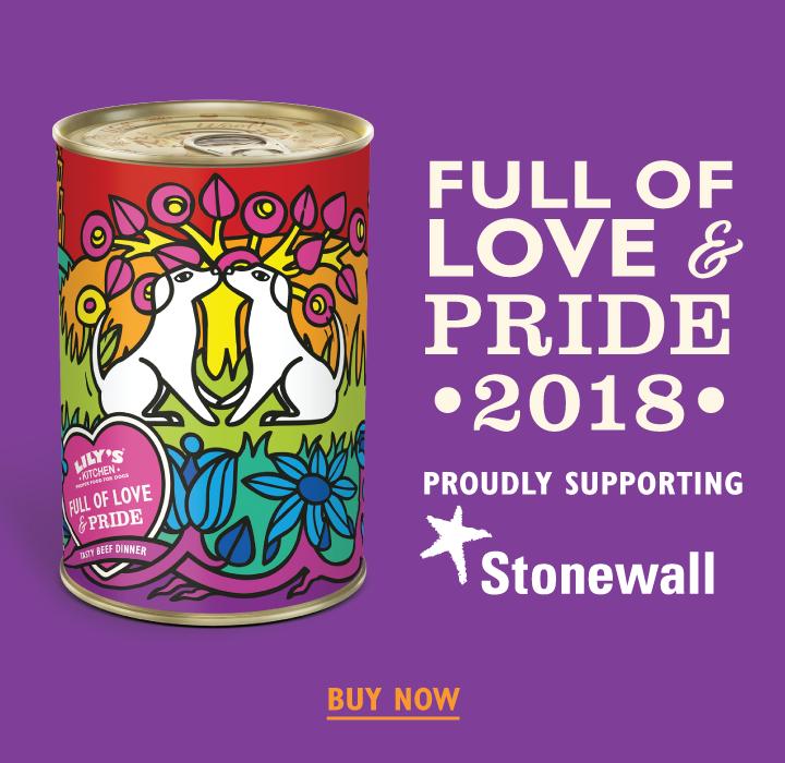Full of Love & Pride