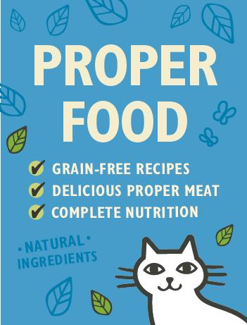 Proper Food for Pets