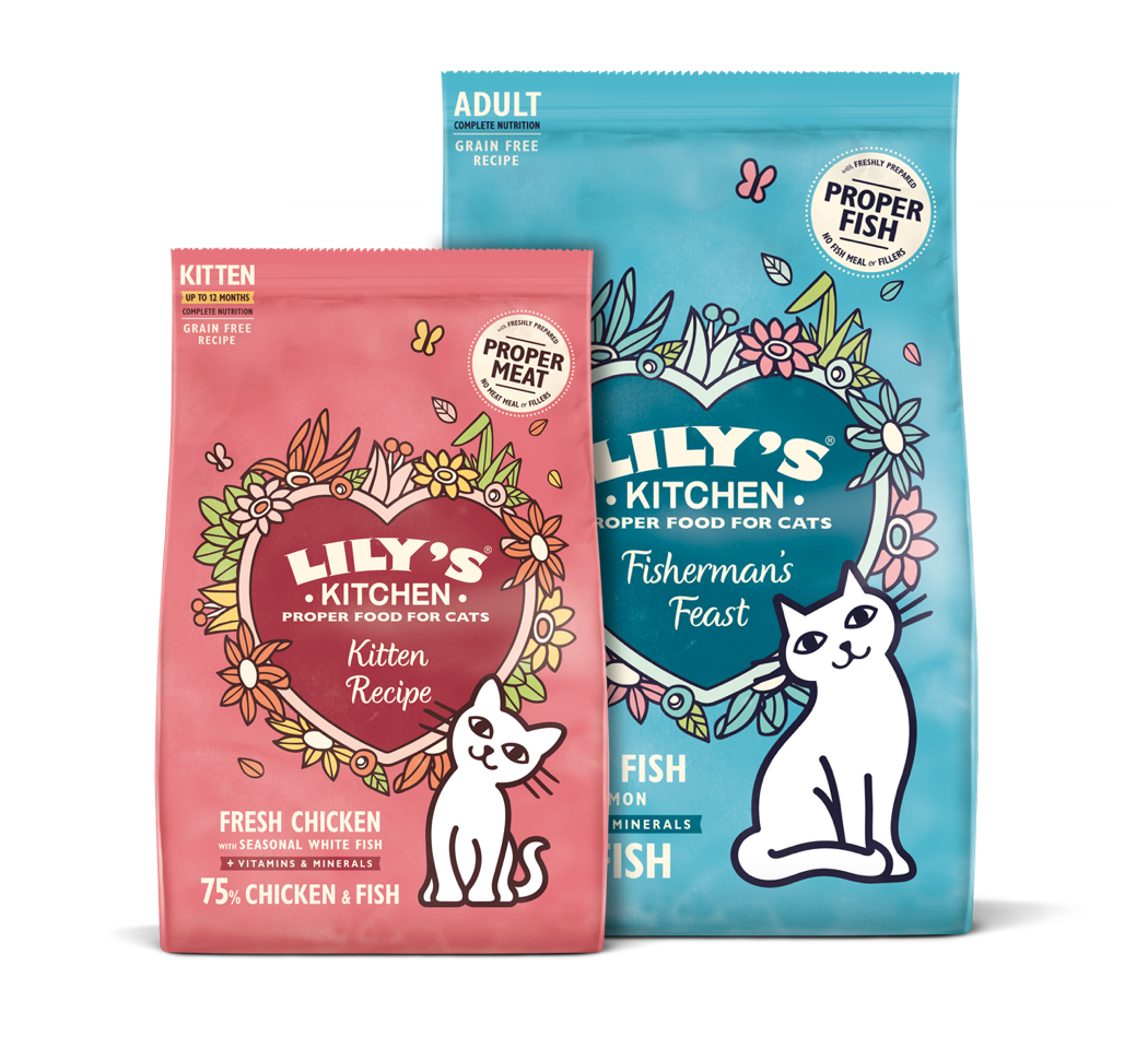 Natural healthy cat food lilys kitchen delicious forumfinder