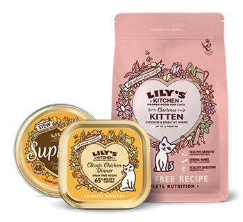 Natural & Healthy Cat & Dog Food   Lily's Kitchen
